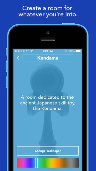 Facebook представила додаток Rooms для анонімного спілкування