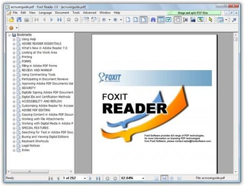 Foxit Reader 7 — безкоштовний PDF-рідер